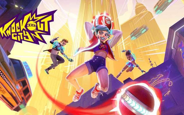 """Electronic Arts veröffentlicht mit """"Knockout City"""" ein waschechtes Dodgeball-Spiel für alle gängigen Plattformen"""