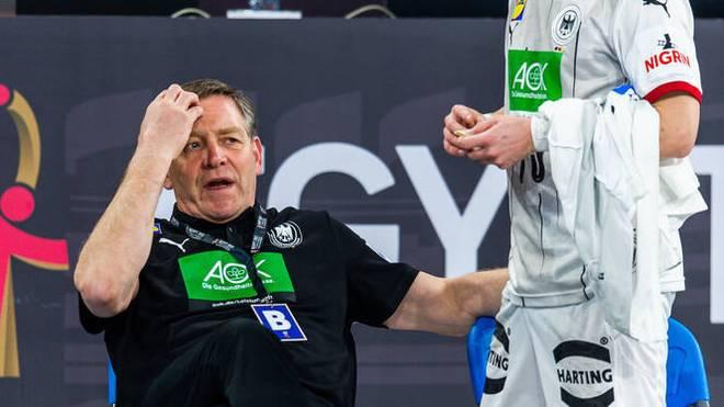 Handball-Bundestrainer Alfred Gislason will Deutschland zu Olympia führen