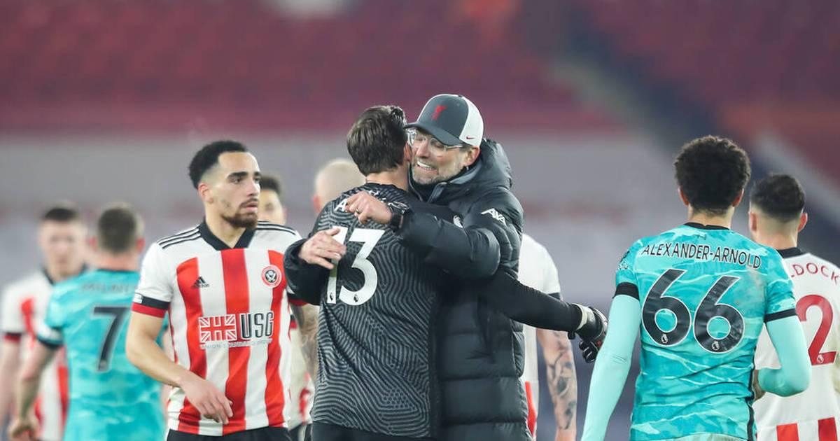 Premier League: Jürgen Klopp und FC Liverpool besiegen Sheffield United