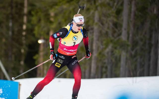 Johannes Thingnes Bö siegt im Gesamtweltcup