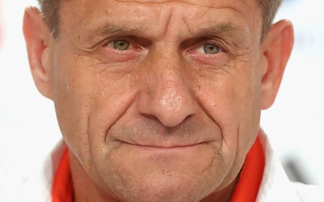 DOSB-Präsident Alfons Hörmann ruft Sportler zu Verzicht auf