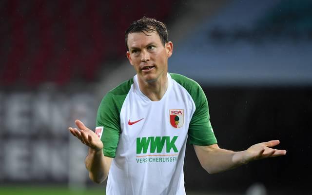 Stephan Lichtsteiner bereitete bei 20 Bundesliga-Einsätzen für den FC Augsburg einen Treffer vor