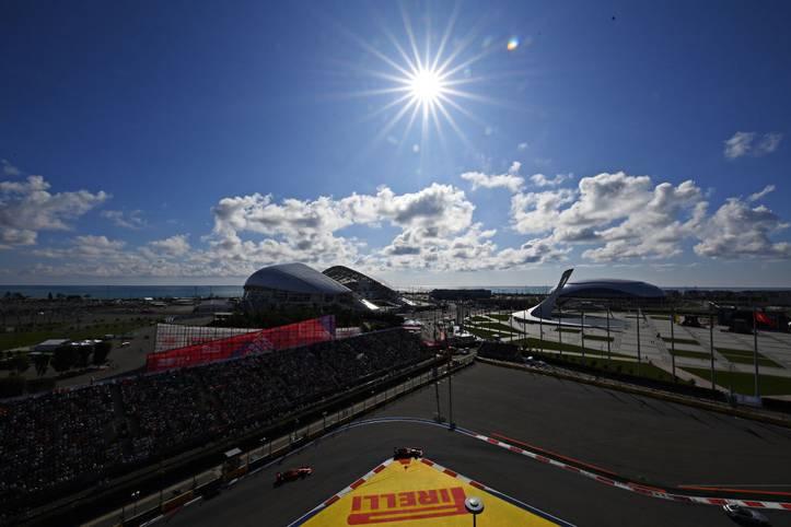 Die Formel 1 macht Station in Russland. In der Olympia-Stadt Sotschi steht der 16. Grand Prix des Jahres auf dem Programm