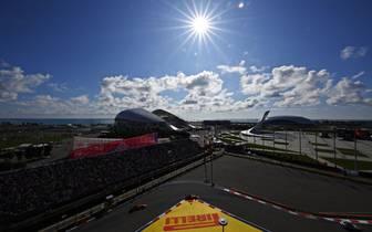 Formel 1, Sotschi