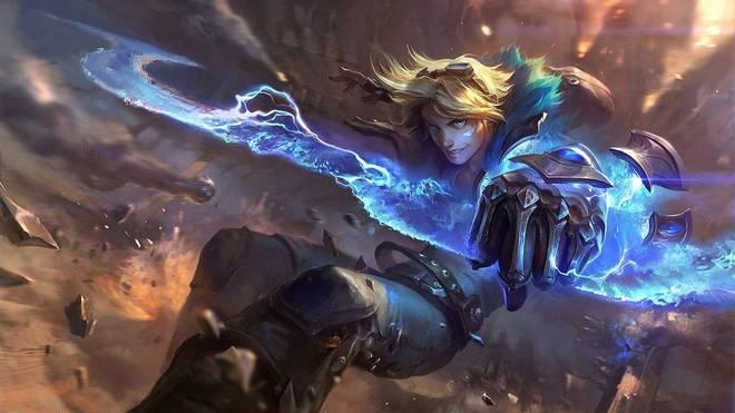 Ezrael ist einer von zwei Champions, die mit dem neuen Patch bei Legends of Runeterra verändert wurden