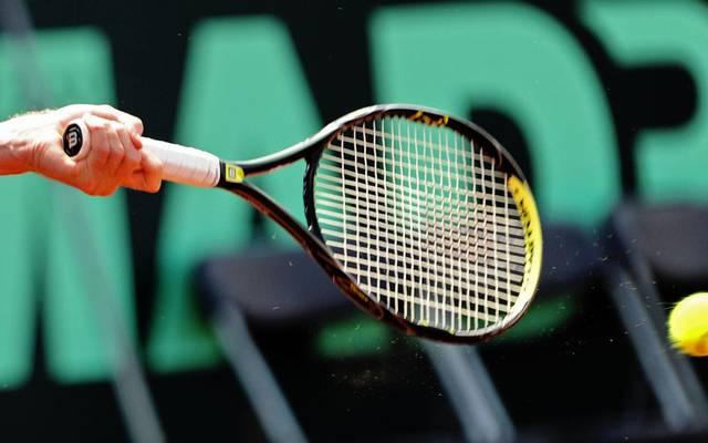 Kurioses Tennismatch beim ITF-Turnier