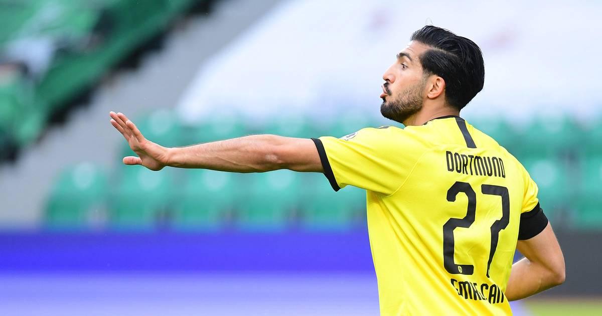 BVB: Emre Can von Borussia Dortmund über Bayern-Duell und Egoismus-Vorwürfe