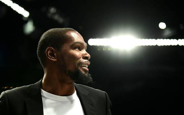 Kevin Durant verpasst die gesamte Saison der NBA wegen einer Achillessehnenverletzung