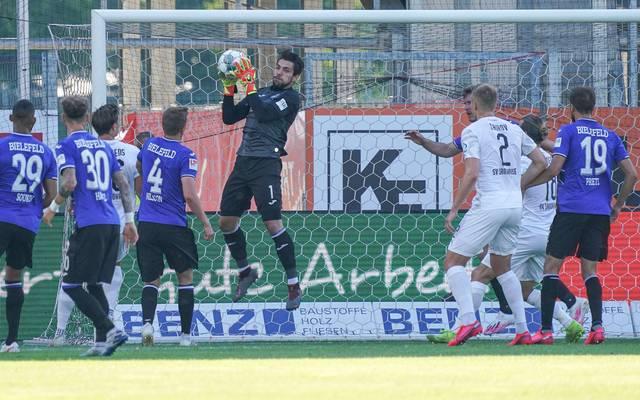 Arminia Bielefeld kann den Aufstieg so gut wie fix machen