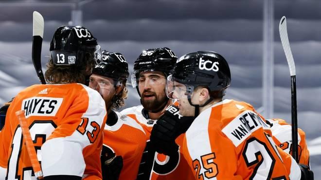 Die Philadelphia Flyers müssen vorerst pausieren