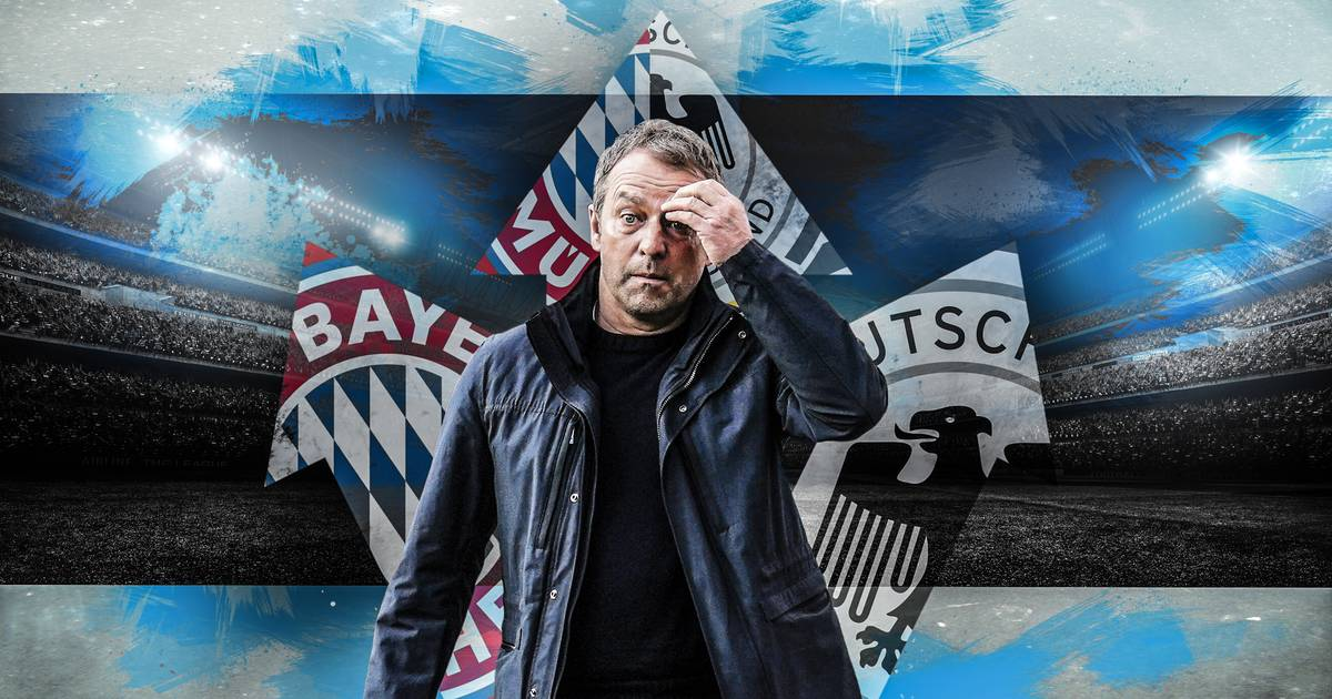 Bayern-Trainer Hansi Flick als Löw-Nachfolger? Droht FCB Trainer-GAU? - SPORT1