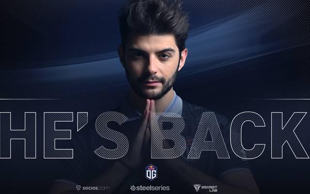 Er ist zurück - Ceb kündigt Rückkehr zu OG an