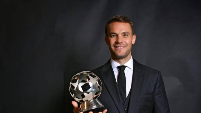 Welttorhüter Manuel Neuer will auch die Klub-WM gewinnen