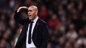 Zinedine Zidane heizt die Spekulationen um Kylian Mbappe an