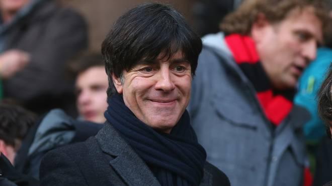 Joachim Löw hält große Stücke auf den künftigen DFB-Präsidenten