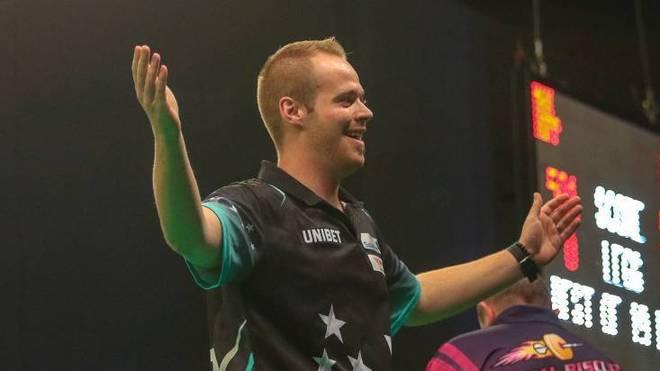 Max Hopp feierte 2018 den Einzug ins Halbfinale
