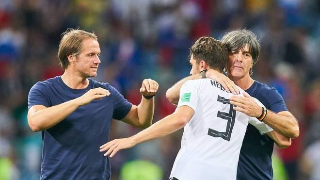 Jonas Hector hat sich für einen Abschied vom DFB-Team entschieden