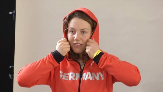 Laura Dahlmeier beendete 2019 ihre Karriere