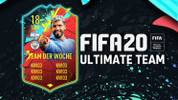 FIFA 20: Team of the Week Woche 18