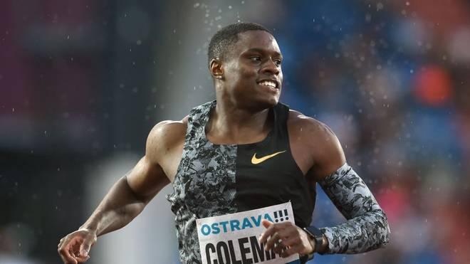 Christian Coleman verpasste nach Medienberichten drei Dopingtests