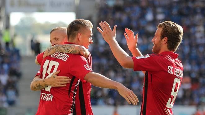 Der SC Freiburg sorgt für eine dicke Überraschung in der Bundesliga