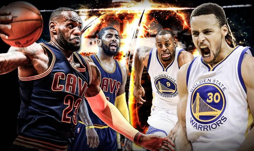 Die NBA-Finals zwischen den Golden State Warriors und den Cleveland Cavaliers stehen an. Beide Teams sehen sich im Rematch besser vorbereitet als beim Duell 2015. Cleveland ist ausgeruhter und kann im Gegensatz zum Vorjahr auf die fitten Kyrie Irving und Kevin Love zurückgreifen. Trotzdem stehen einmal mehr LeBron James und Steph Curry im Fokus