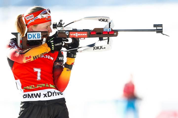 Franziska Hildebrands Crossfire kostet sie in der Verfolgung von Nove Mesto ein gutes Ergebnis. Sie ist längst nicht die Erste, die auf die falschen Scheiben schießt. Unglaubliche Aussetzer passierten aber auch schon den größten Stars. SPORT1 zeigt die größten Patzer der Biathlon-Geschichte