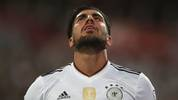 NUREMBERG, GERMANY - JUNE 10:  Emre Can of Germany reacts during the FIFA 2018 World Cup Qualifier between Germany and San Marino at Max Morlock Stadion on June 10, 2017 in Nuremberg, Bavaria.  (Photo by Alexandra Beier/Bongarts/Getty Images)