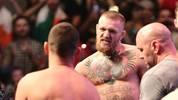 UFC 196: Weigh-ins