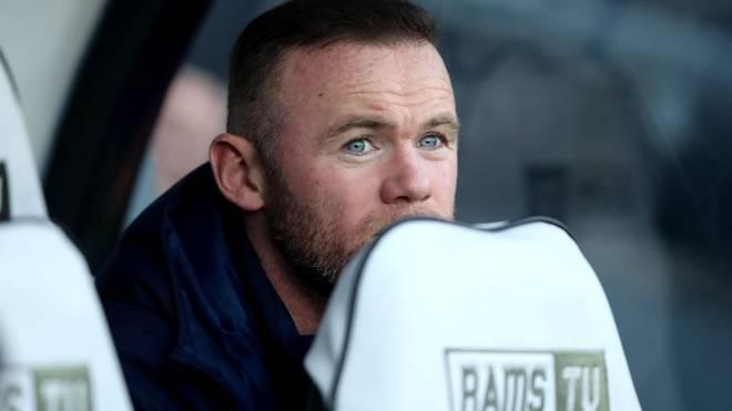 Wayne Rooney steht bei Derby County vor seinem Debüt als Spielertrainer