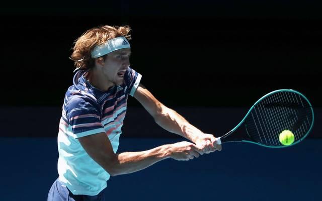 Alexander Zverev trift im Halbfinale auf Dominic Thiem