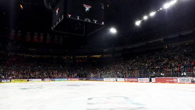 In der Lanxess Arena in Köln ereignete sich ein medizinischer Notfall