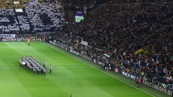 Für das Spiel gegen Argentinien im Signal Iduna Park in Dortmund sind noch viele Tickets erhältlich
