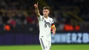 Joshua Kimmich entwickelt sich in der Nationalmannschaft mehr und mehr zum Führungsspieler