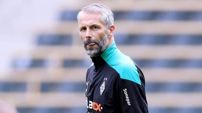 Marco Rose ist seit Sommer 2019 Trainer von Borussia Mönchengladbach