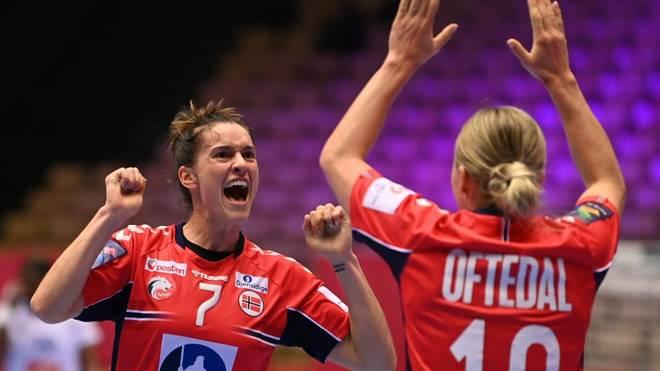 Frauen-Handball: Rekordchampion Norwegen holt achten EM-Titel