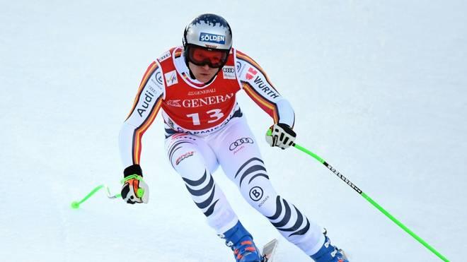 Dreßen wieder im Aufgebot des Deutschen Skiverbandes