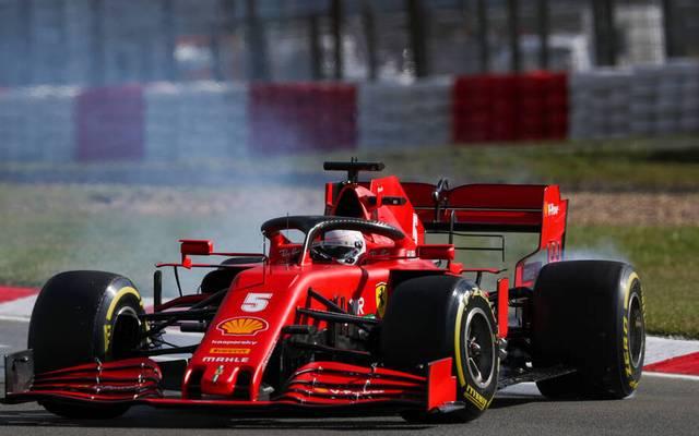 Sebastian Vettel wechselt 2021 von Ferrari zu Aston Martin