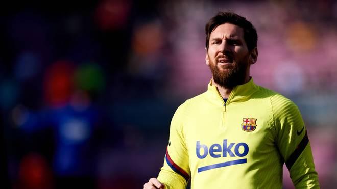 Lionel Messi ärgert sich über Fake News