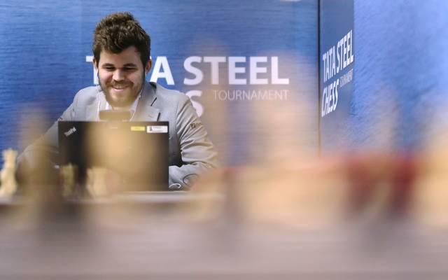 Magnus Carlsen hat nicht nur im Schach den richtigen Durchblick