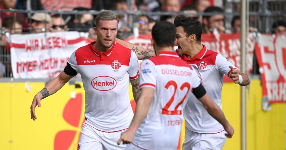 Bundesliga: Fortuna Düsseldorf feiert gegen Freiburg ersten Sieg seit zwei Monaten