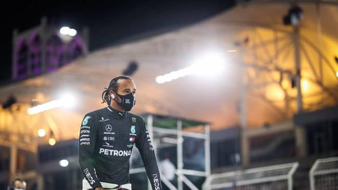 Lewis Hamilton kehrt ins Cockpit zurück