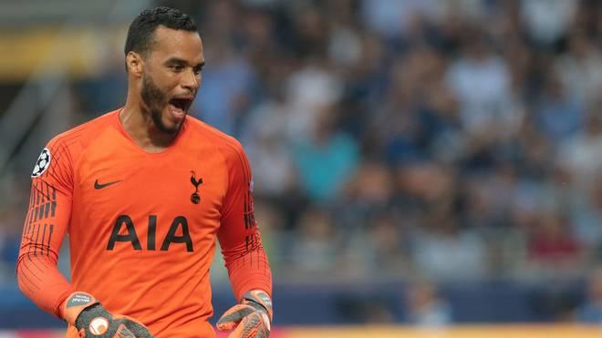Tottenham holt Vorm zurück