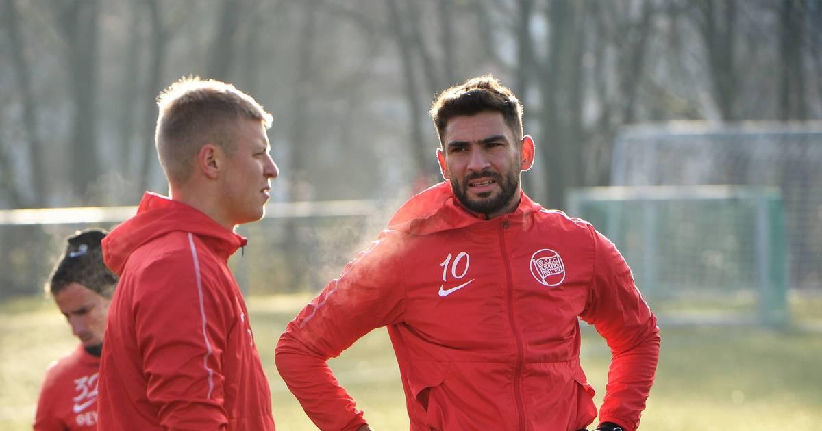 Regionalliga Südwest: Kickers Offenbach entlässt Nejmeddin Daghfous fristlos
