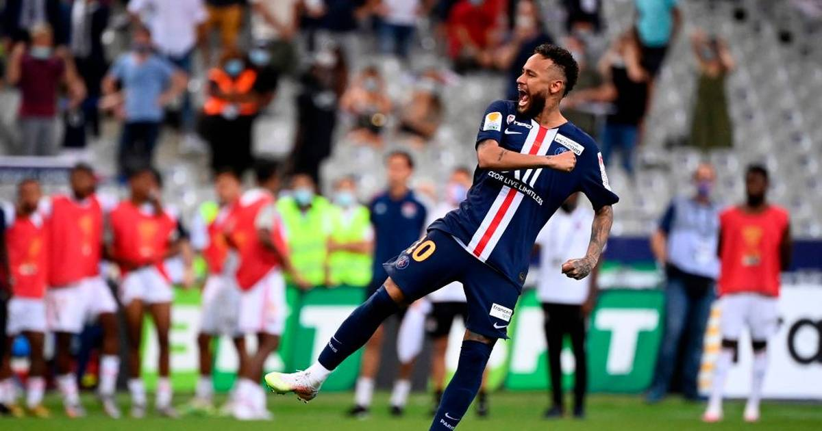 Photo of Coupe de la Ligue: Paris Saint-Germain besiegt Olympique Lyon im Finale | SPORT1