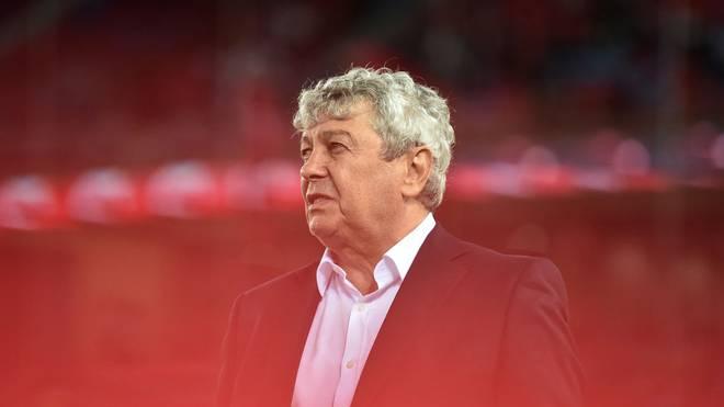 Mircea Lucescu ist als Trainer von Dynamo Kiew schon wieder Geschichte