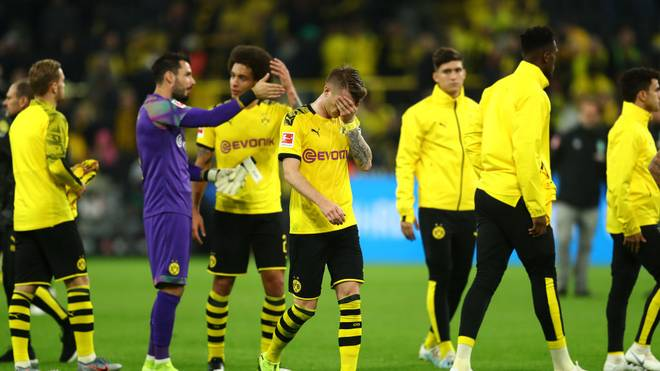 Der BVB ist in der Bundesliga seit zwei Spielen sieglos
