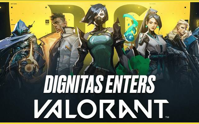 Dignitas präsentiert Valorant-Roster