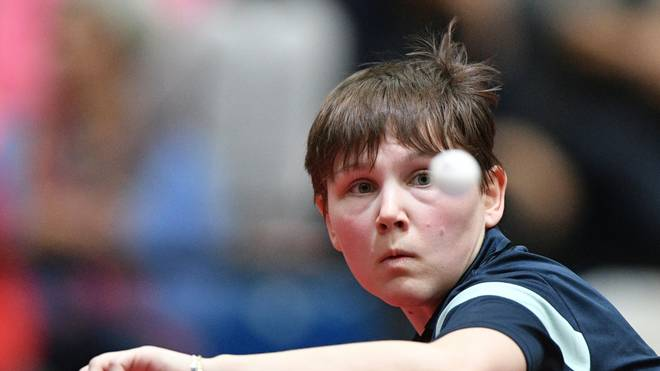 Tischtennis: Nina Mittelham vom TTC Berlin Eastside