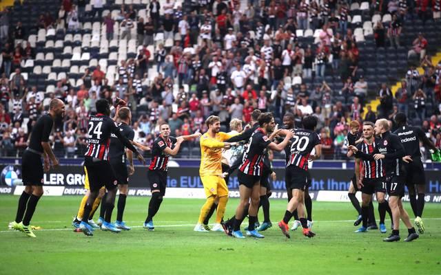 Eintracht Frankfurt muss in der Europa League doch nicht an einem Mittwoch ran